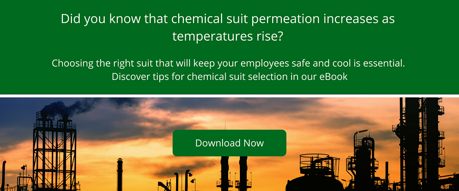Are your employees protected with the right chemical clothing_