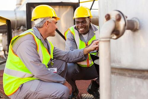 What questions should safety managers be asking distributors?