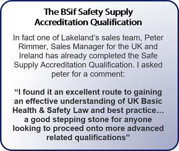 accreditation qualification call out quote pic