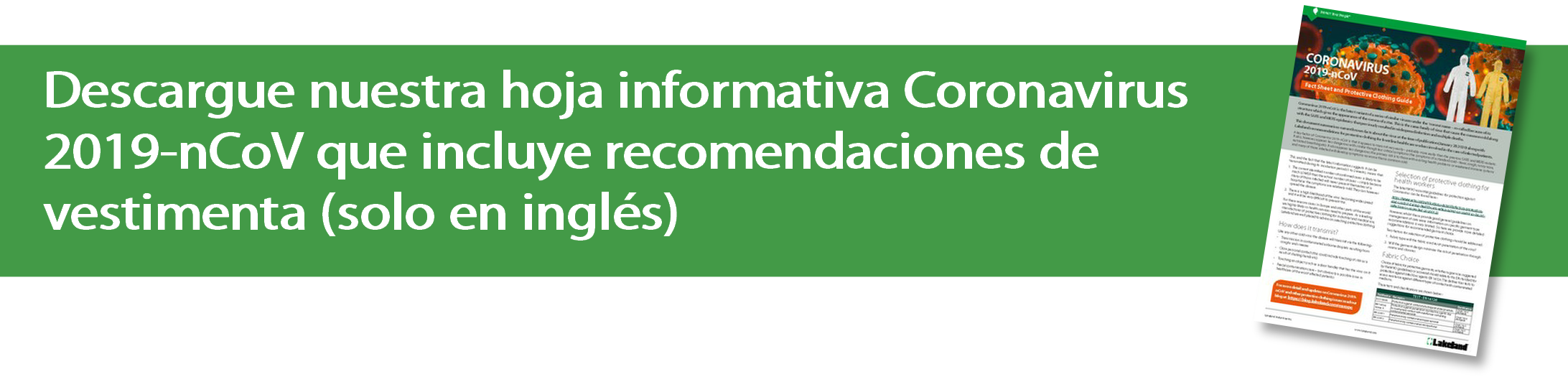 download fact sheet LA spanish